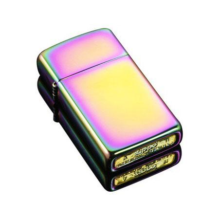 Zippo 20493 Slim Spectrum Multi Color