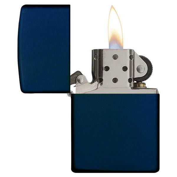 Zippo 239 Regular Navy Blue