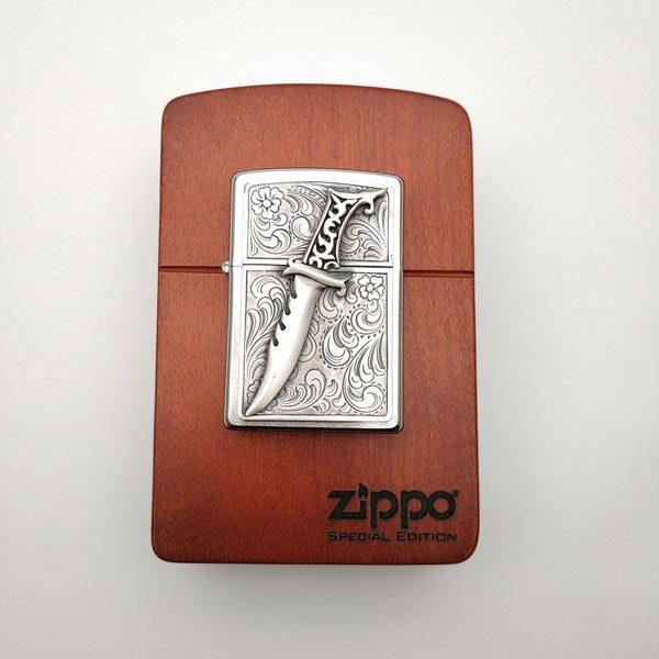 Zippo 300162 Hunt Knife Emb