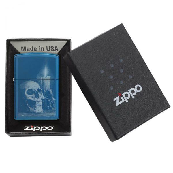 فندک زیپو اصل کد 29704