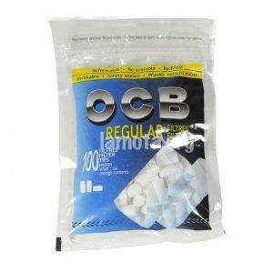 فیلتر سیگار OCB معمولی 100 عددی