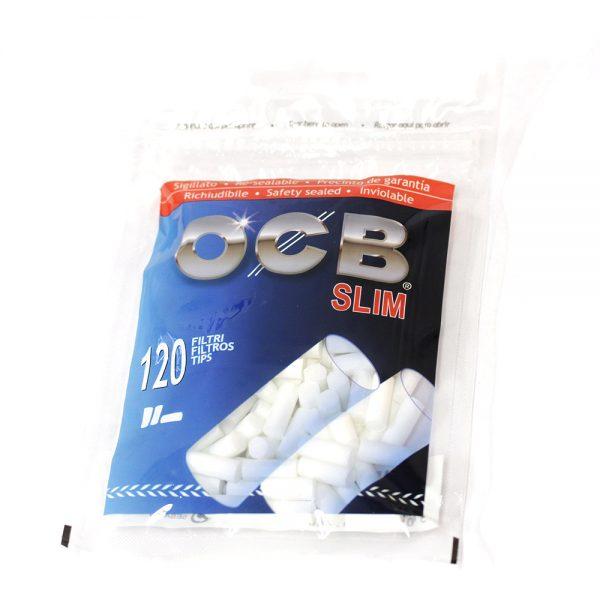 فیلتر سیگار OCB اسلیم 120 عددی
