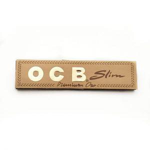 کاغذ سیگار طلایی OCB Gold Premium Paper