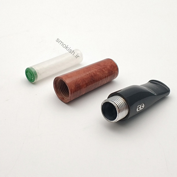 چوپ سیگار فیلتردار چاکوم قهوه ایی مدل CC062
