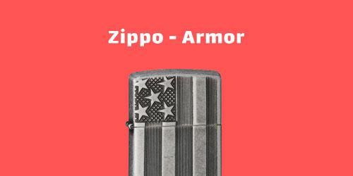 فندک زیپو آرمورکیس