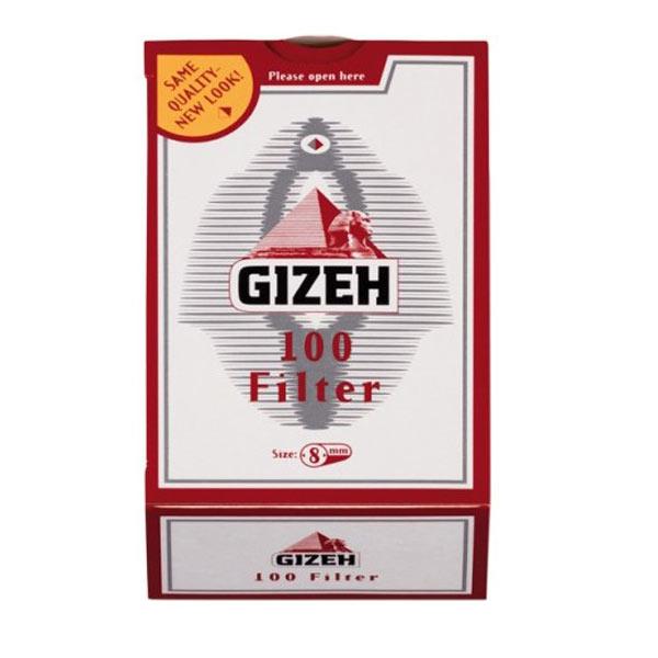فیلتر سیگار 8 میلیمتری گیزه