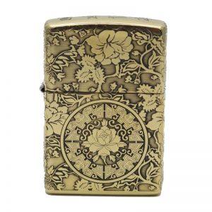 فندک زیپو Floral Pattern#2