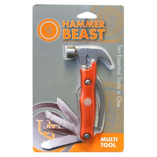چکش 10 کاره یو اس تی Hammer Beast Multi-Tool, Orange