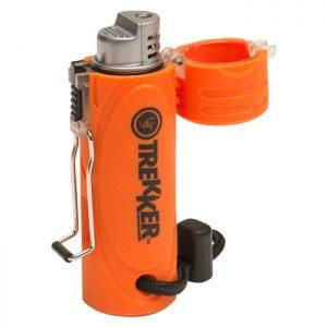 فندک گازی اتمی یو اس تی Trekker Stormproof Lighter Orange
