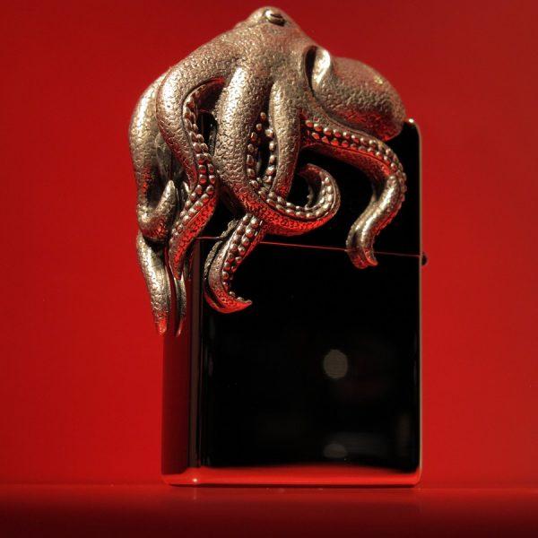 Zippo OCTOPUS 3D