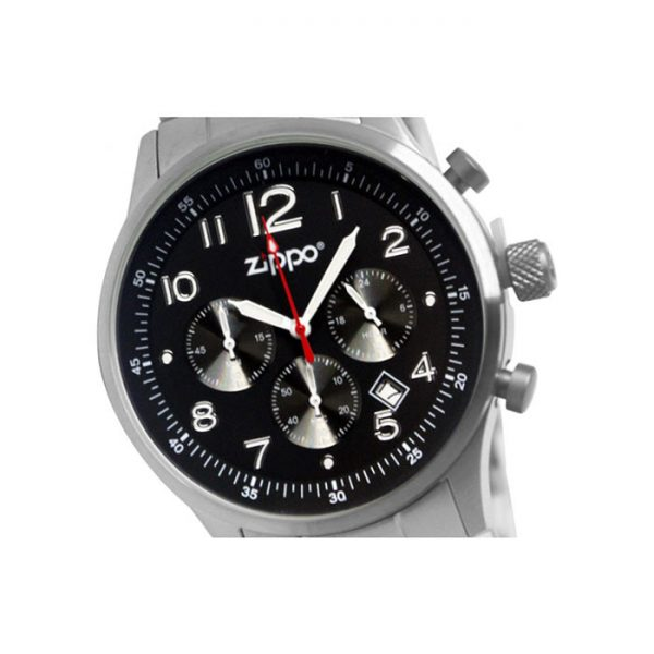 ساعت زیپو مدل 45001
